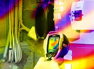 Thermal Imaging by East Coast Fire and Safety - Fire Protection Solutions NSW