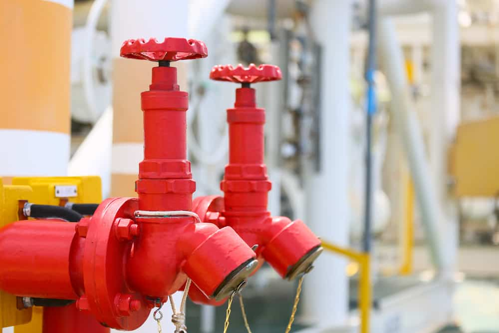 Fire Valve by East Coast Fire and Safety - Fire Protection Solutions