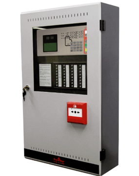 Flamestop Addressable Panel by East Coast Fire and Safety