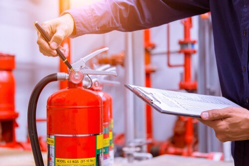 fire safety in the workplace australia